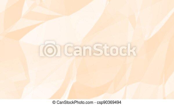 textura, crumples, antigas, papel, efeito, pergaminho - csp90369494