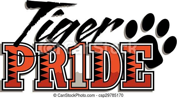 tiger, orgulho - csp29785170