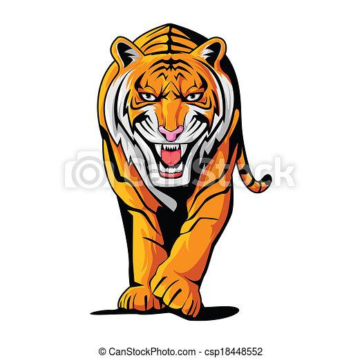 tiger - csp18448552
