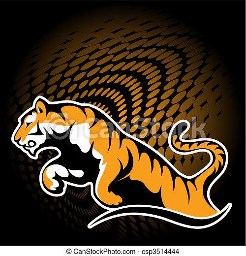 tiger - csp3514444