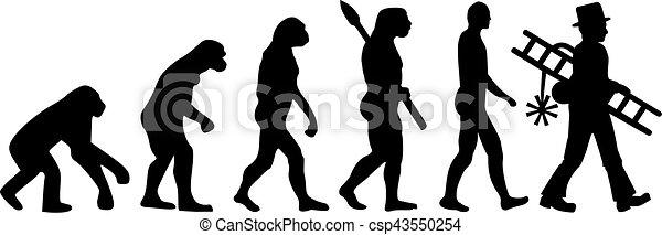 varredor, evolução, chaminé - csp43550254